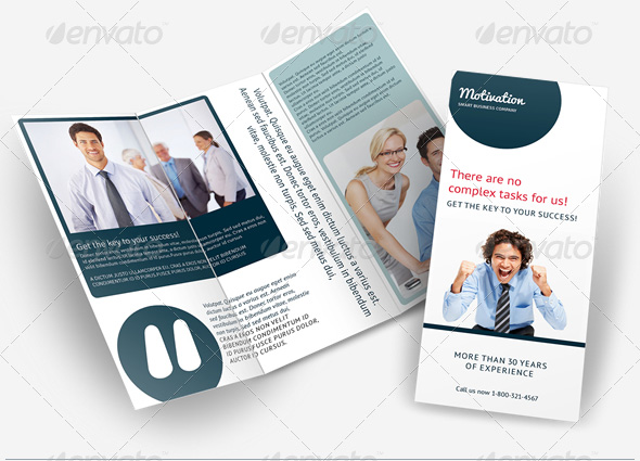 Corporate Threefold Brochure