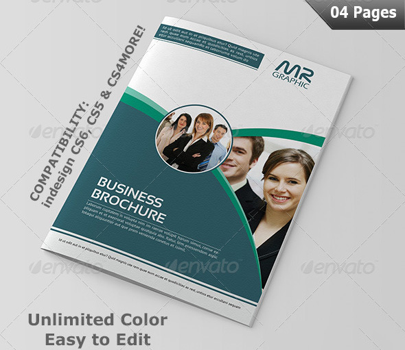 Multipurpose Business Brochure Vol-8