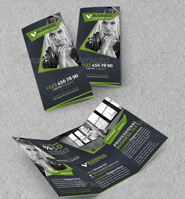 awesome tri fold brochure design 25 awesome brochure design