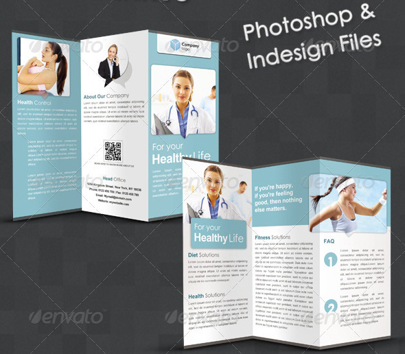 awesome brochure templates - 25 best brochure design templates