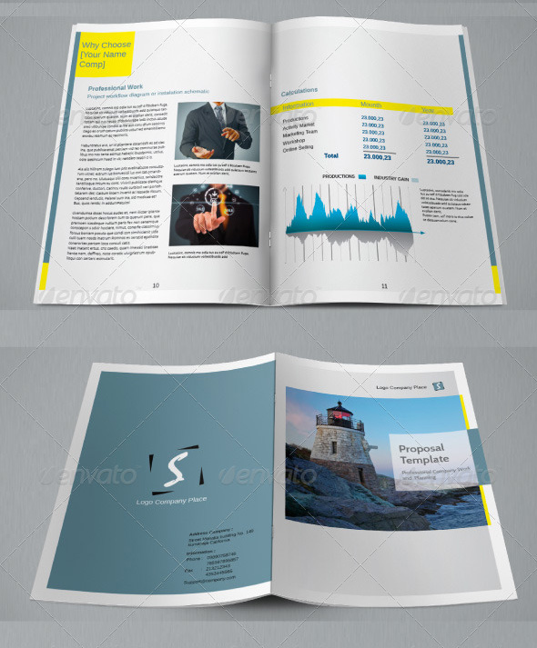 awesome brochure templates - 25 awesome brochure design