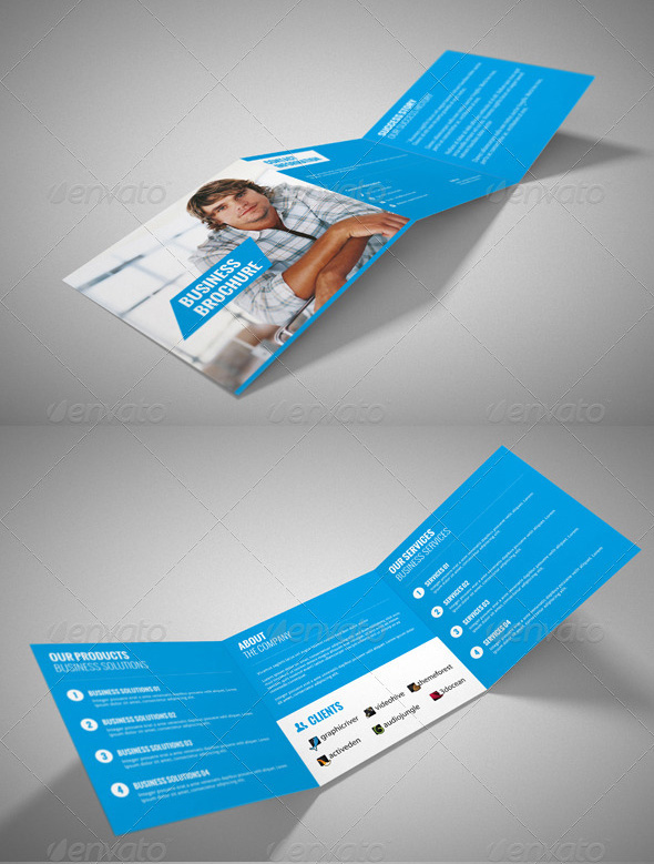 Square Business Brochure
