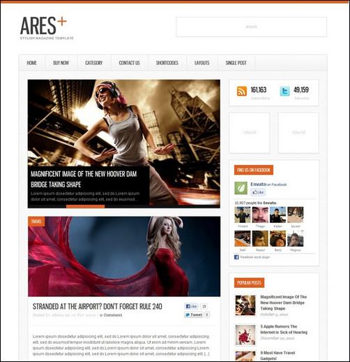 ares-plus-theme