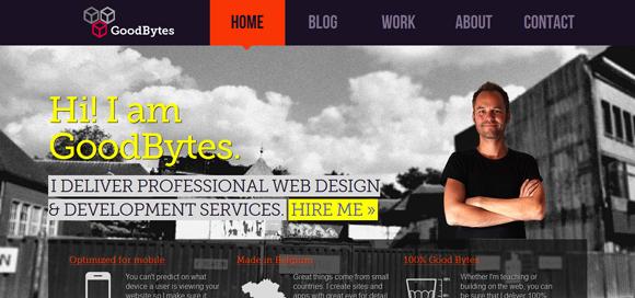 Awesome and Creative Portfolio Designs | 56pixels.com