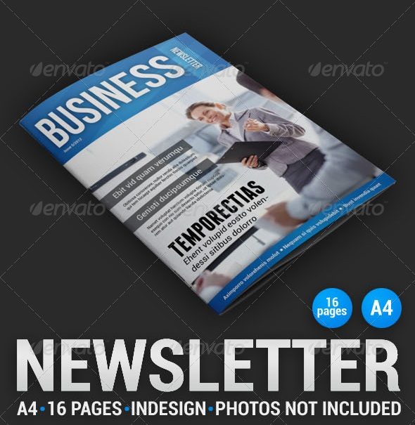 business newsletter 1