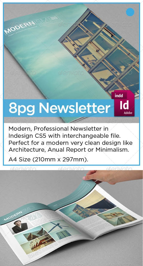 modern architecture newsletter