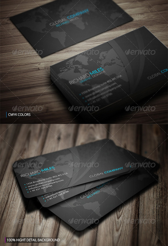Awesome Business Card Designs - 56pixels.com