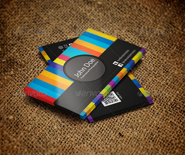 Awesome Business Card Designs Pixelscom - Awesome business cards templates