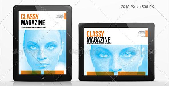 classy mgz tablet
