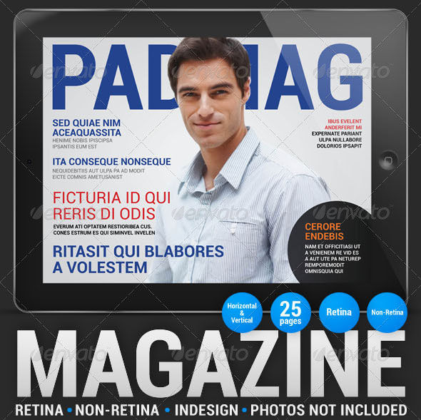 padmag 25 pages magazine