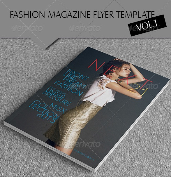 Indesign Fashion Magazine Templates