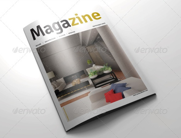 Multipurpose Magazine Templates