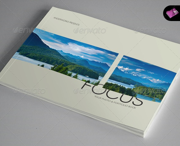 Book & Brochure - Focus Series