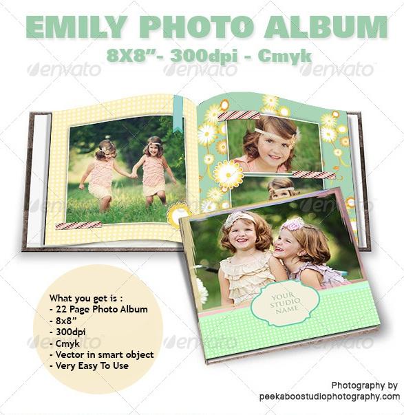 Emily Photo Album