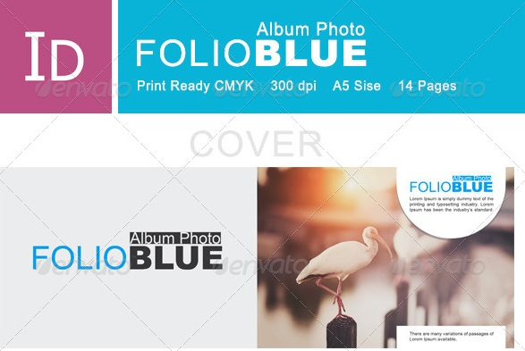 FolioBlue - Album Photo