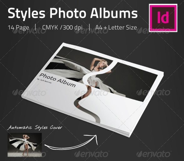 Styles Photo Albums