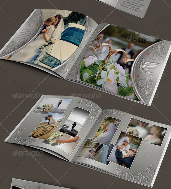 Wedding Album Romantica