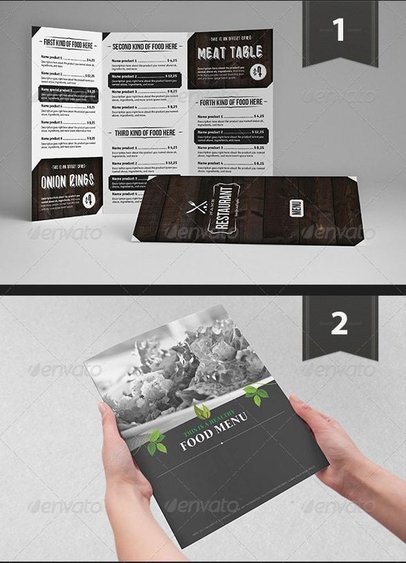 food menu bundle 3