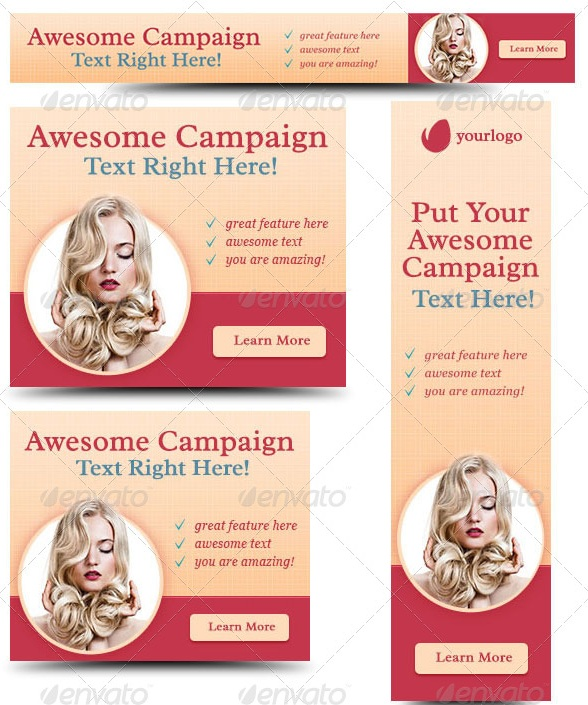Amazing Web Banner Design