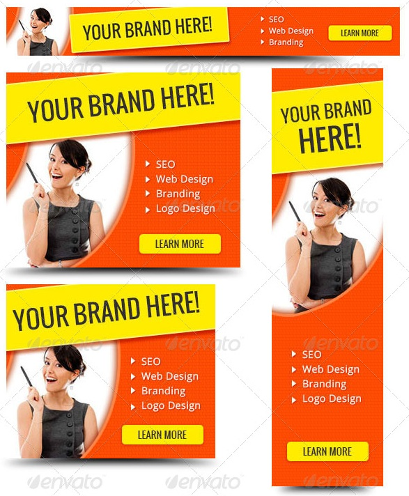 Your Brand Here Web Banner