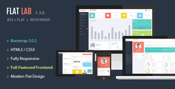 Best Free and Premium Admin and Dashboard Templates - 56pixels.com