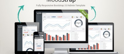 moodstrap-responsive-bootstrap-admin-template