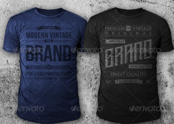 Modern Vintage T-Shirt 04