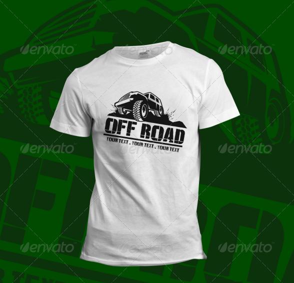 Off Road T-Shirts