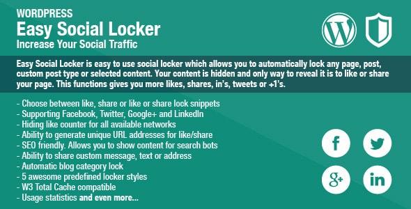 easy social locker