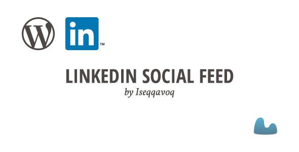 linkedin social feed