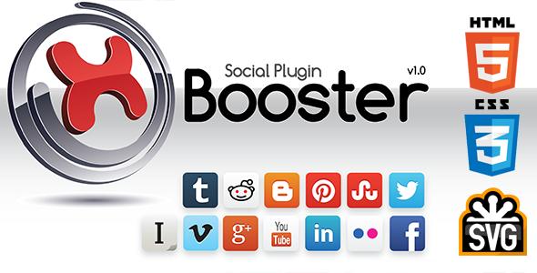 xbooster social plugin
