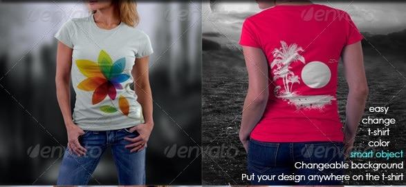 clothing mockup bundle 3in1 - apparel mockups