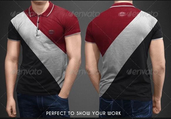 polo shirt mock-up01 - apparel mockups