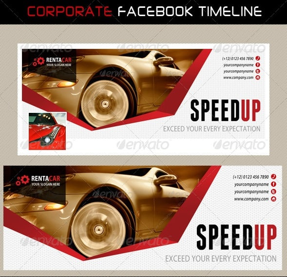 corporate facebook timeline 11
