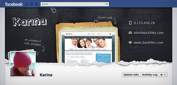 Premium and free facebook timeline cover templates 56pixels facebook timeline template psd pronofoot35fo Image collections