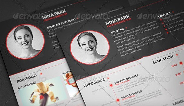 clean-elegant-resume1