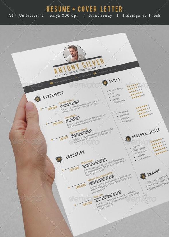 professional resume - Resume/CV Templates
