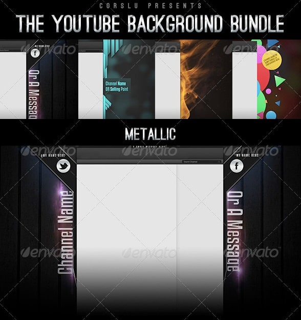 the youtube background bundle