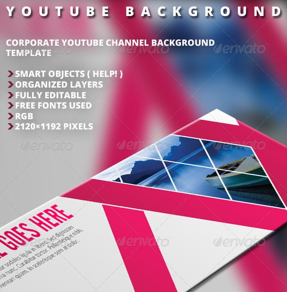 youtube background vol.1