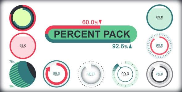 Best After Effects Infographic Templates | 56pixels.com
