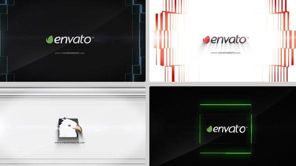 elegant corporate reveal