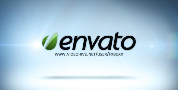 stylish corporate logo