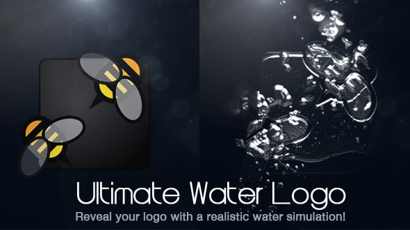 ultimate water logo