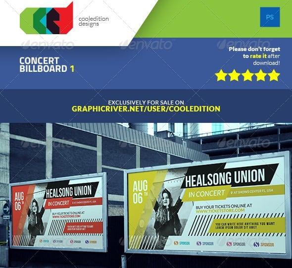 concert billboard 1