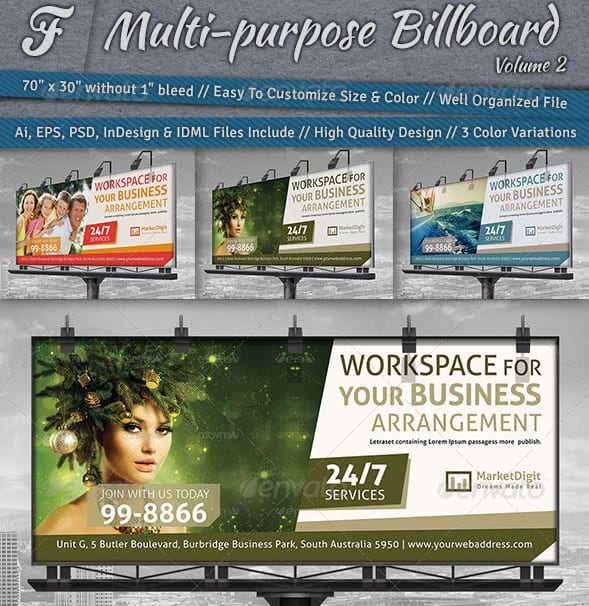 multi-purpose billboard | volume 2