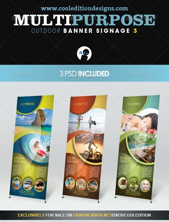 multipurpose outdoor banner signage 3