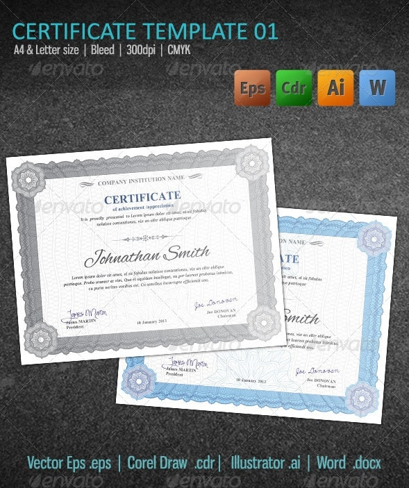 Free and premium certificate template 56pixels certificate 01 yelopaper Choice Image