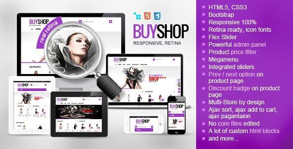 buyshop - responsive retina ready cs-cart theme