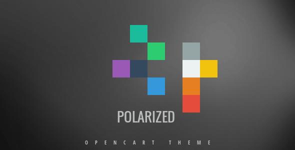 polarized - responsive opencart theme