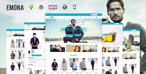 emona - multi-purpose woocommerce theme